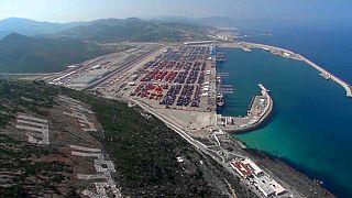 المغرب يوسع ميناء طنجة الأكبر إفريقياً والأهم في البحر المتوسط