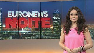 Euronews Noite   As notícias do Mundo de 26 de junho de 2019
