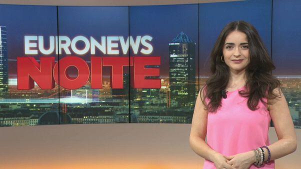 Euronews Noite | As notícias do Mundo de 26 de junho de 2019
