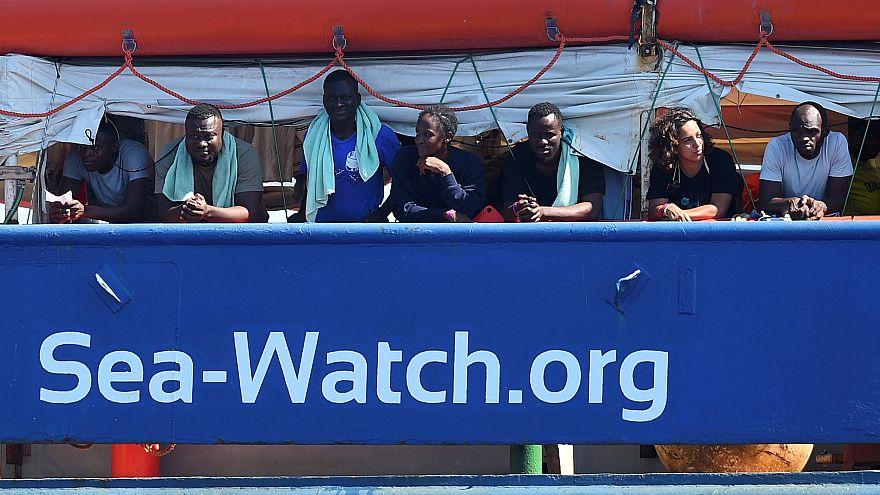 Le Sea-Watch a défié l'Italie, mais appelle tous les Européens à l'aide