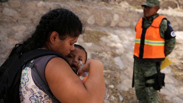 El Senado de Estados Unidos aprueba 4.500 millones de ayuda fronteriza