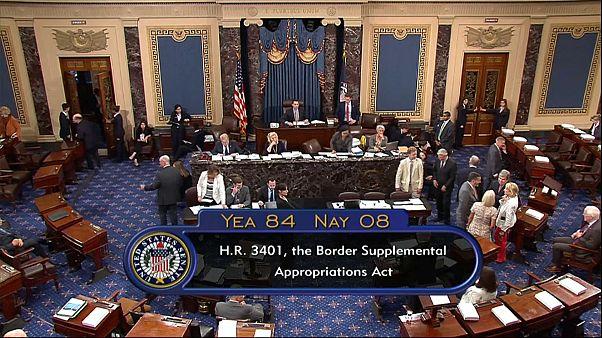 Migranten-Hilfsgelder: Demokraten und Republikaner im Clinch