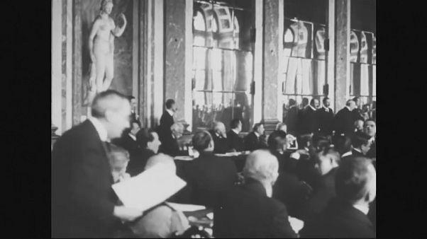 Bis heute umstritten: 100 Jahre Versailler Vertrag