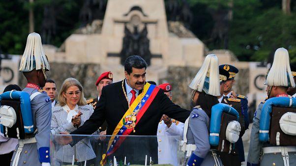 Regime de Maduro diz ter evitado golpe de Estado