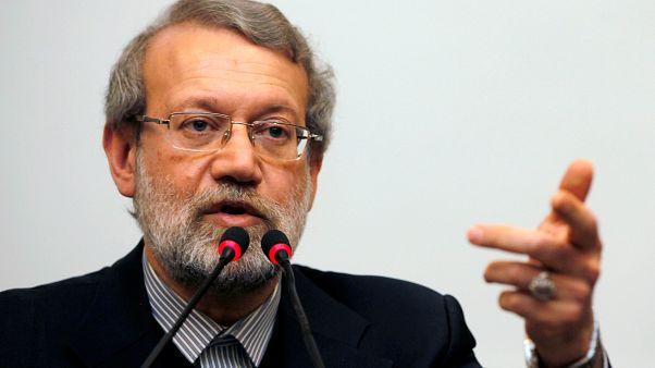 رئیس مجلس ایران: اروپا، اتحادیهای کم وزن و حتی بیوزن در حل مسائل است