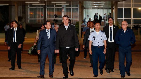 Begleiter des brasilianischen Präsidenten Bolsonaro mit 37 Kilo Kokain erwischt