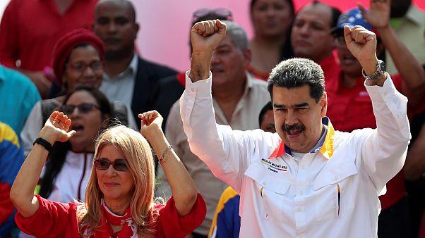 Tentative d'assassinat déjouée contre Nicolas Maduro?