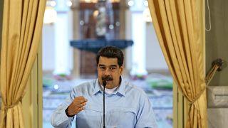 Venezuela Devlet Başkanı Maduro: Darbe girişimi ve suikast planlarını önledik