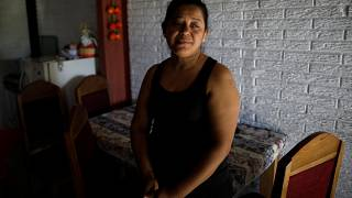 Victim's mother Rosa Ramirez