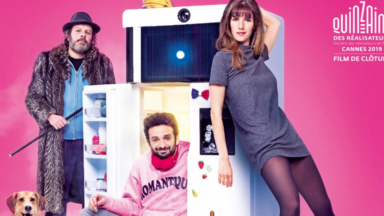 Notre film de la semaine : Yves, le frigo qui gagne l'Eurovision!