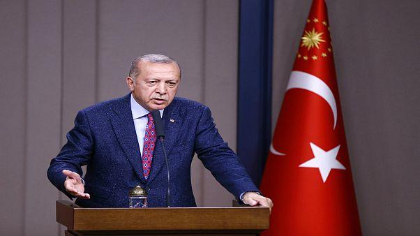 Erdoğan: Doğu Akdeniz'de prensibimiz 'win win' esasına dayalı, kaynakları paylaşmasını biliriz