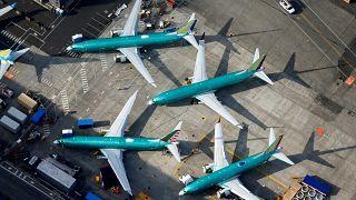 متاعب طائرات بوينغ 737 ماكس لا تنتهي