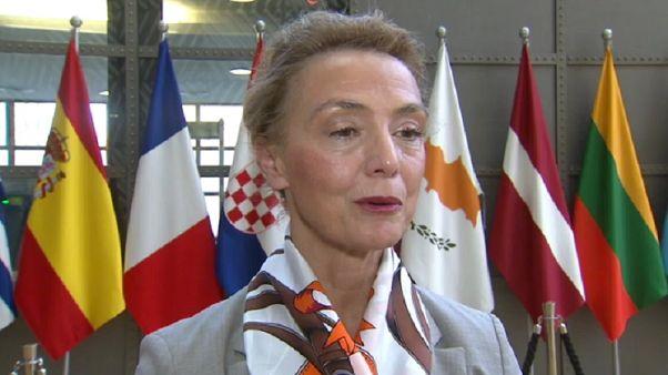 Η Μαρία Πεϊτσίνοβιτς Μπούριτς νέα ΓΓ του Συμβουλίου της Ευρώπης
