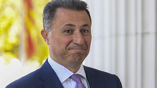 Nem adták ki Gruevszkit Macedóniának