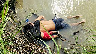 داستان غمانگیز پدر و دختری که در راه مهاجرت به آمریکا جان باختند