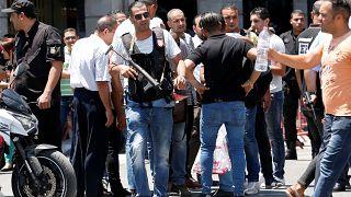 Öngyilkos merénylő robbantott a tunéziai fővárosban
