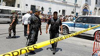 حمله انتحاری در تونس