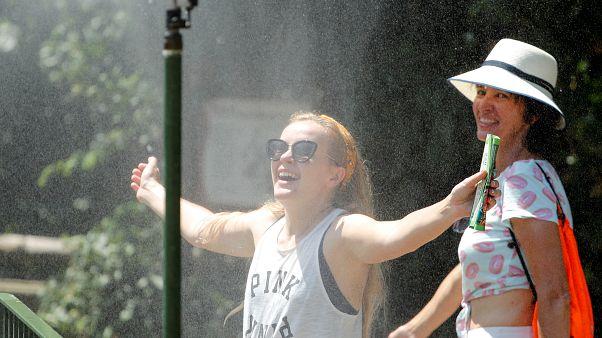 """""""Худшее ещё впереди"""": аномальная жара в Европе"""
