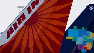هبوط طائرة ركاب هندية في لندن بعد تهديد بقنبلة ومرافقتها من قبل مقاتلات
