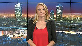 Euronews Sera   TG europeo, edizione di giovedì 27 giugno 2019