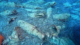 Κύπρος: Αρχαίο ναυάγιο εντοπίστηκε στον Πρωταρά