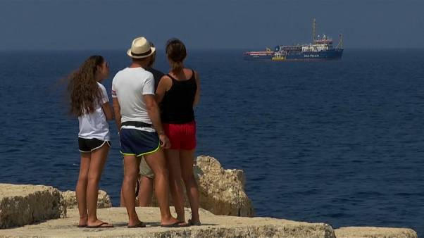 Sea Watch: Euronews alla Porta d'Europa