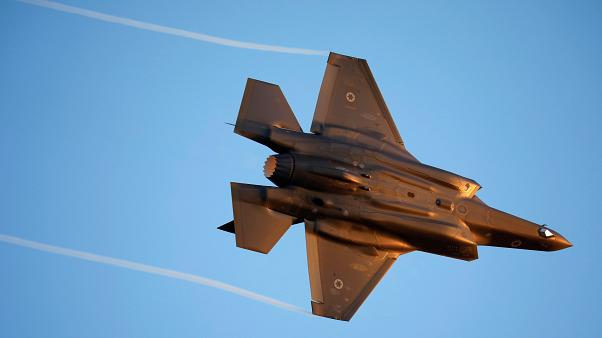 آمریکا ترکیه را از برنامه تولید جنگندههای اف-۳۵ کنار گذاشت