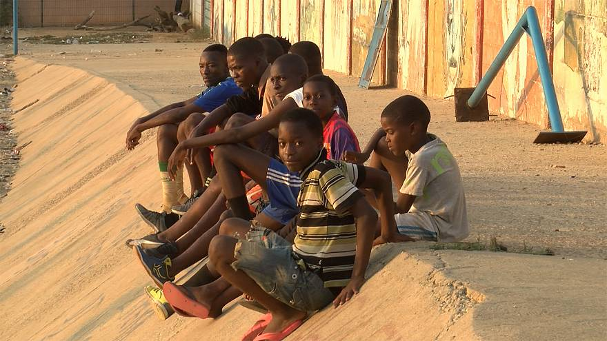 Λουάντα: Οξύ το πρόβλημα με τα παιδιά που ζουν στον δρόμο