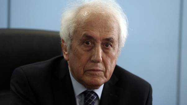 Ο υπηρεσιακός υπουργός Εσωτερικών, Αντώνης Ρουπακιώτης