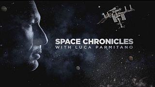 L'astronauta Luca Parmitano corrispondente dallo spazio per euronews