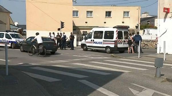 Fusillade devant une mosquée à Brest