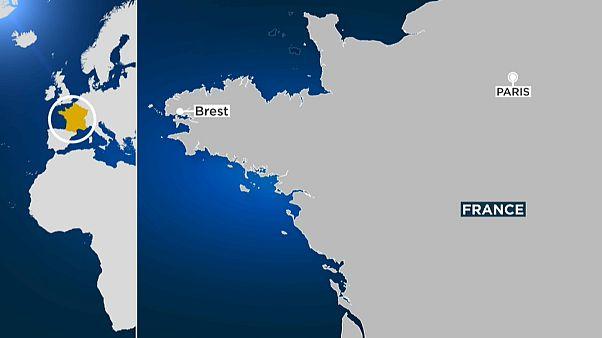 Sparatoria davanti a moschea di Brest, due feriti