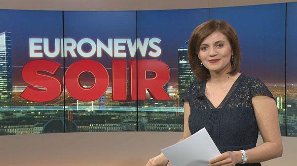 Euronews Soir : l'actualité du jeudi 27 juin 2019