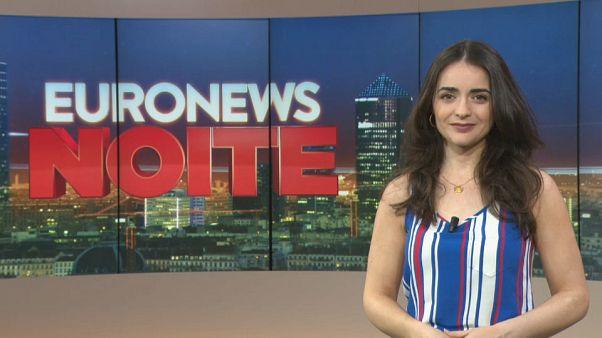 Euronews Noite | As notícias do Mundo de 27 de junho de 2019