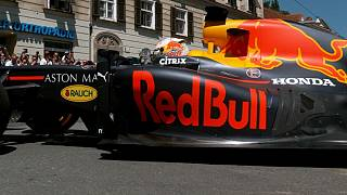 Formula 1 cars now use 35% less fuel than in 2014