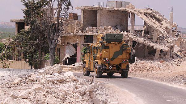 Suriye rejim güçlerinden gözlem noktasına saldırı: 1 Türk askeri hayatını kaybetti, 3 yaralı