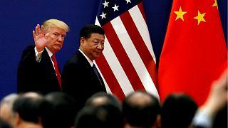 """""""Trump'ın ek vergilerle ilgili kararı Çinli liderle yapılacak toplantının sonucuna bağlı"""""""