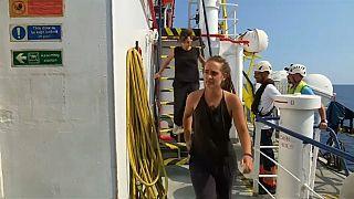 """Sea Watch: """"Difficile situazione igienico-sanitaria"""""""