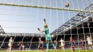 FIFA Kadınlar Dünya Kupası: Norveç'i 3-0'la geçen İngiltere adını yarı finale yazdırdı