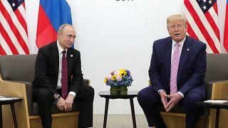 ترامب يؤيد عودة روسيا إلى مجموعة الثماني