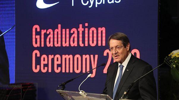 Τελετή αποφοίτησης Ευρωπαϊκού Πανεπιστημίου