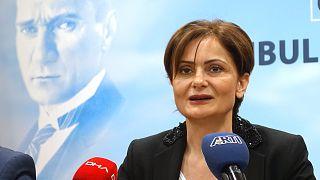 Canan Kaftancıoğlu'nun duruşması 18 Temmuz'a ertelendi