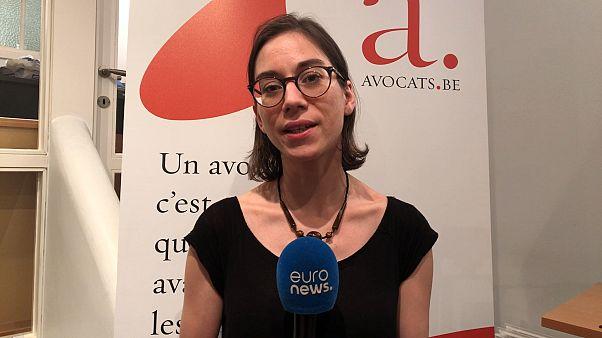 Türk avukatlar Brüksel'de konuştu: Türkiye'de adil yargılama istiyoruz