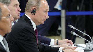 """Putyin elnök: """"A liberális eszme elavult"""""""
