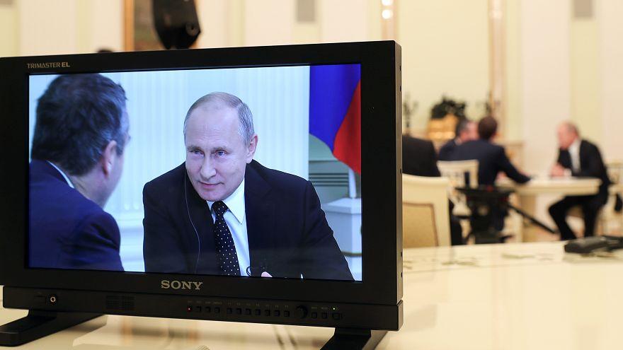 "Putin diz que liberalismo está ""obsoleto"""