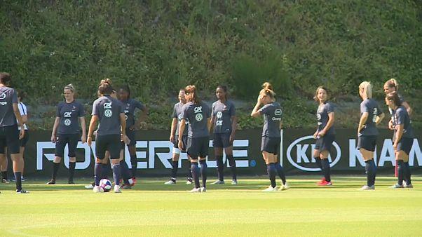 Fußball-WM: Viertelfinal-Topduell Frankreich gegen USA