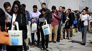 چند درصد جوانان اروپایی فاقد شغل و مهارت هستند؟