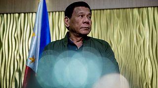 رودریگو دوترته، رئیس جمهوری فیلپین