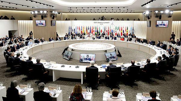 سه چالش مهم نشست۲۰: ایران، جنگ تجاری چین و آمریکا، تغییرات آب و هوایی