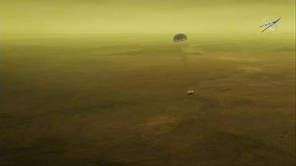 Watch: NASA drone will explore possibility of life on one of Saturn's moons
